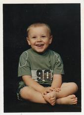 Eric in Green shirt