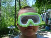 Eric with goggles