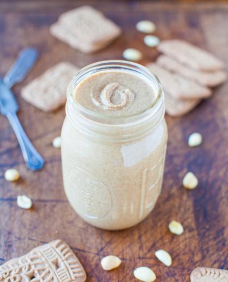 Cookie Butter Peanut Butter