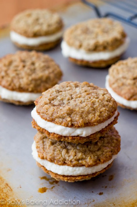 Little Debbie Oatmeal Cream Pie