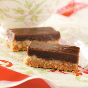 Coconut Graham Bars