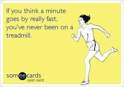 Treadmill Minute