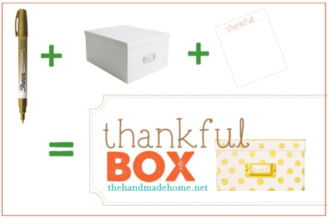 Thankful Box 1