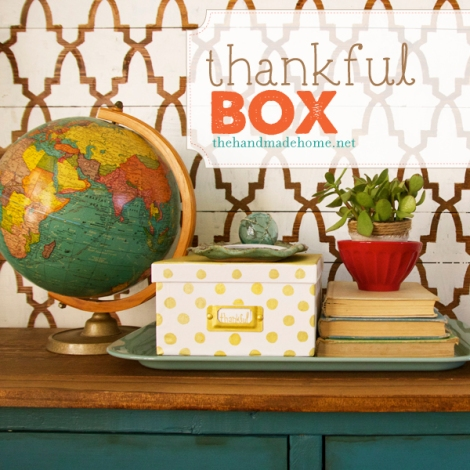Thankful Box 2