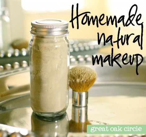 Homemade Makeup Powder
